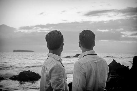 Scott and Josh